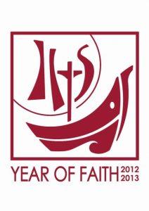 year of faith official logo