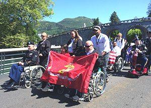 Warriors to Lourdes, 2016